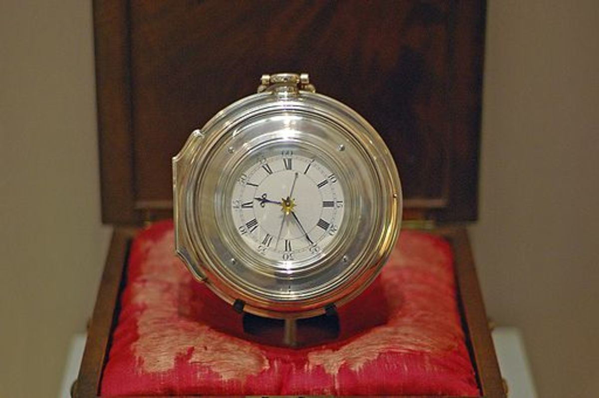 The H5 Chronometer