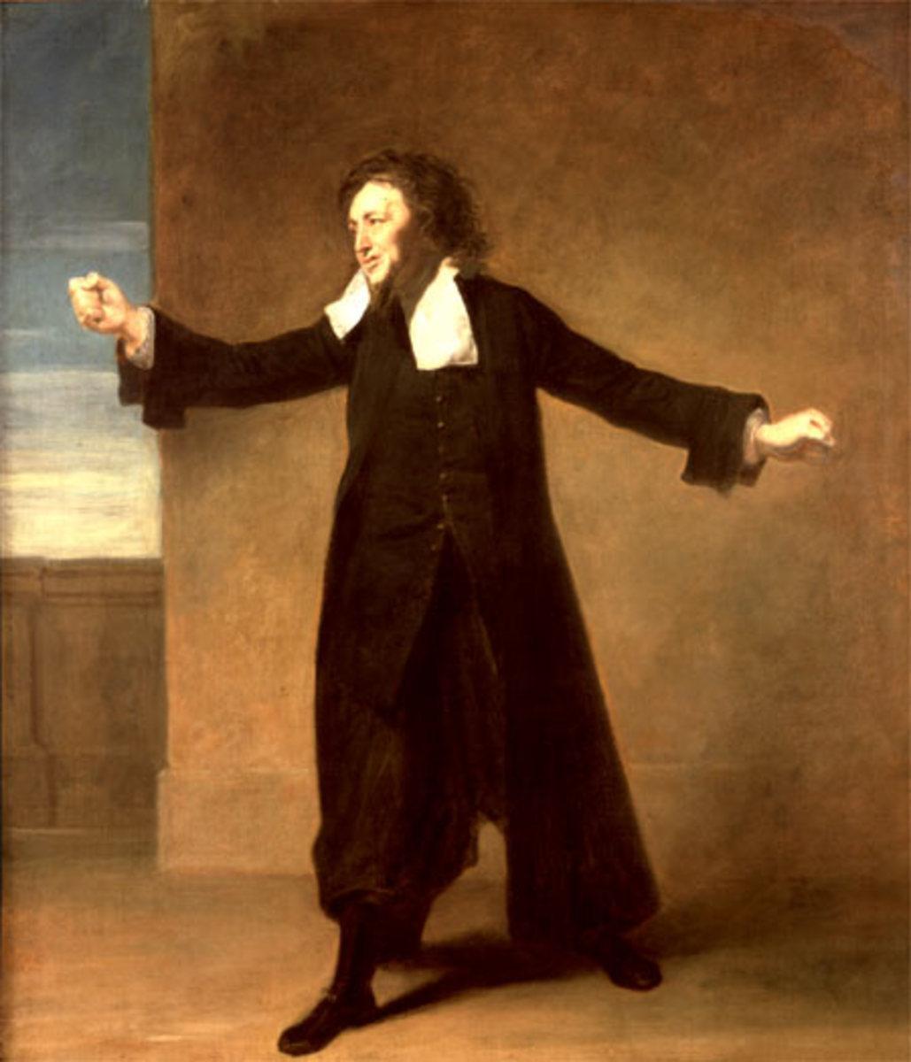 C. Macklin's Shylock, circa 1767