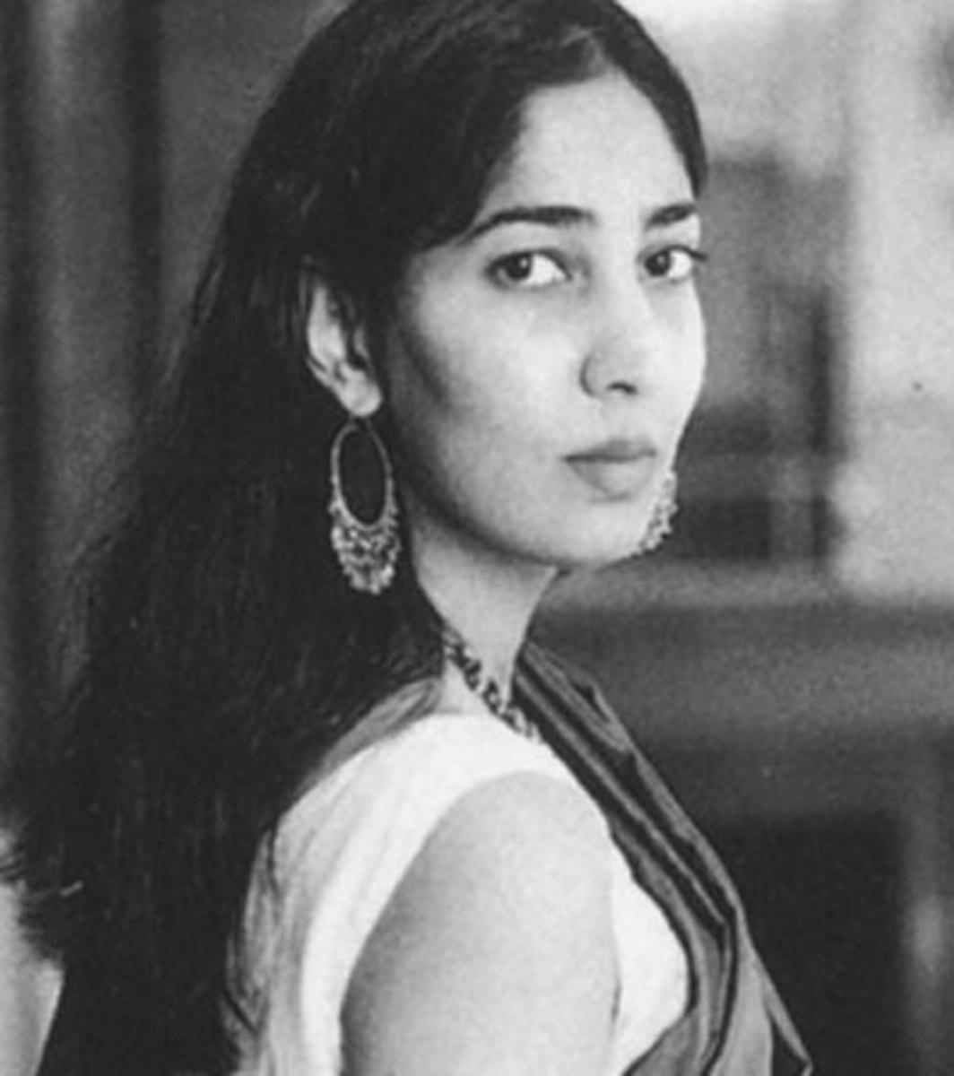 Kiran Desai- Mans Booker Prize Winner