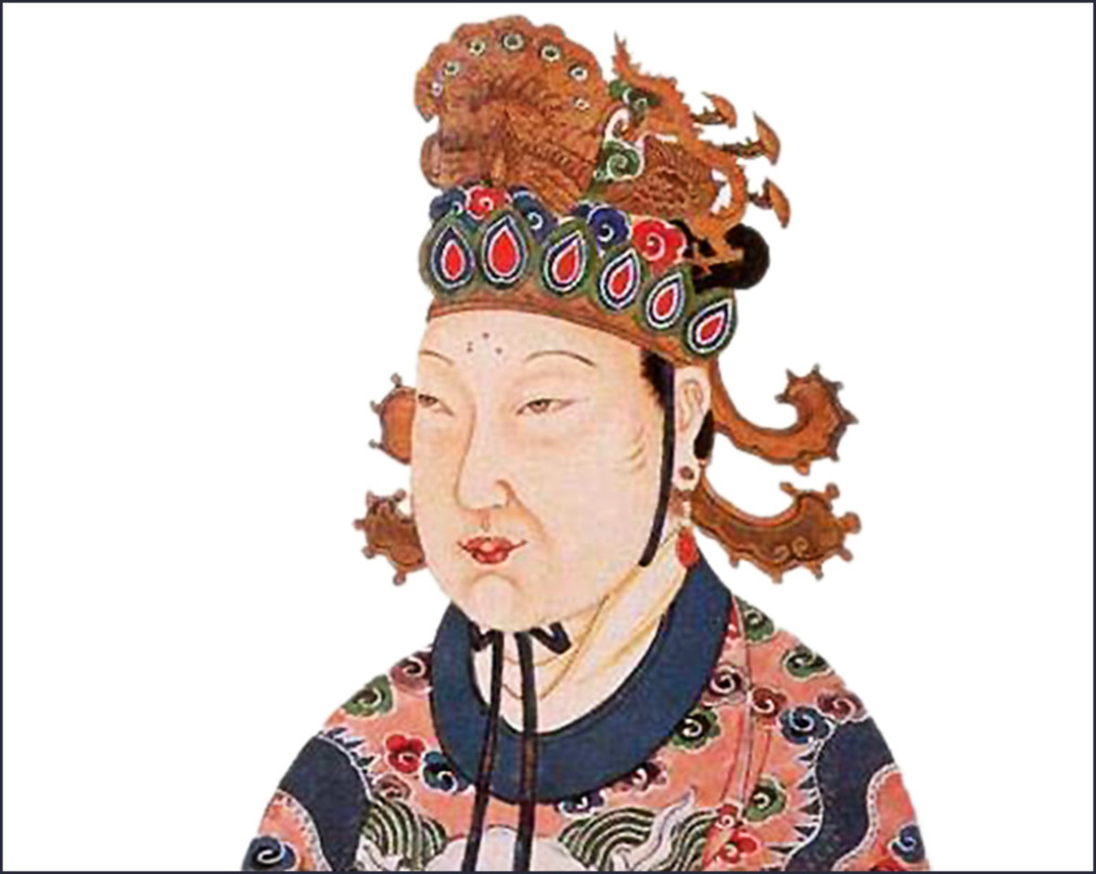 Wu Zetian earned her fame as China's only female emperor. However, she long controlled the imperial court before ascending the dragon throne.