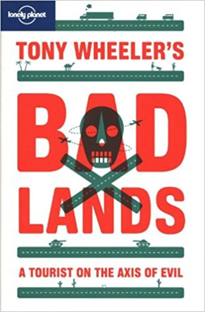 Bad Lands by Tony Wheeler