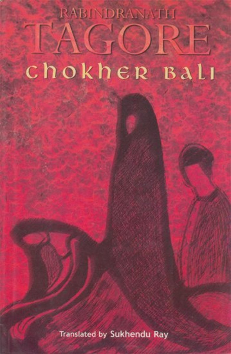 Book Cover of Chokher Bali
