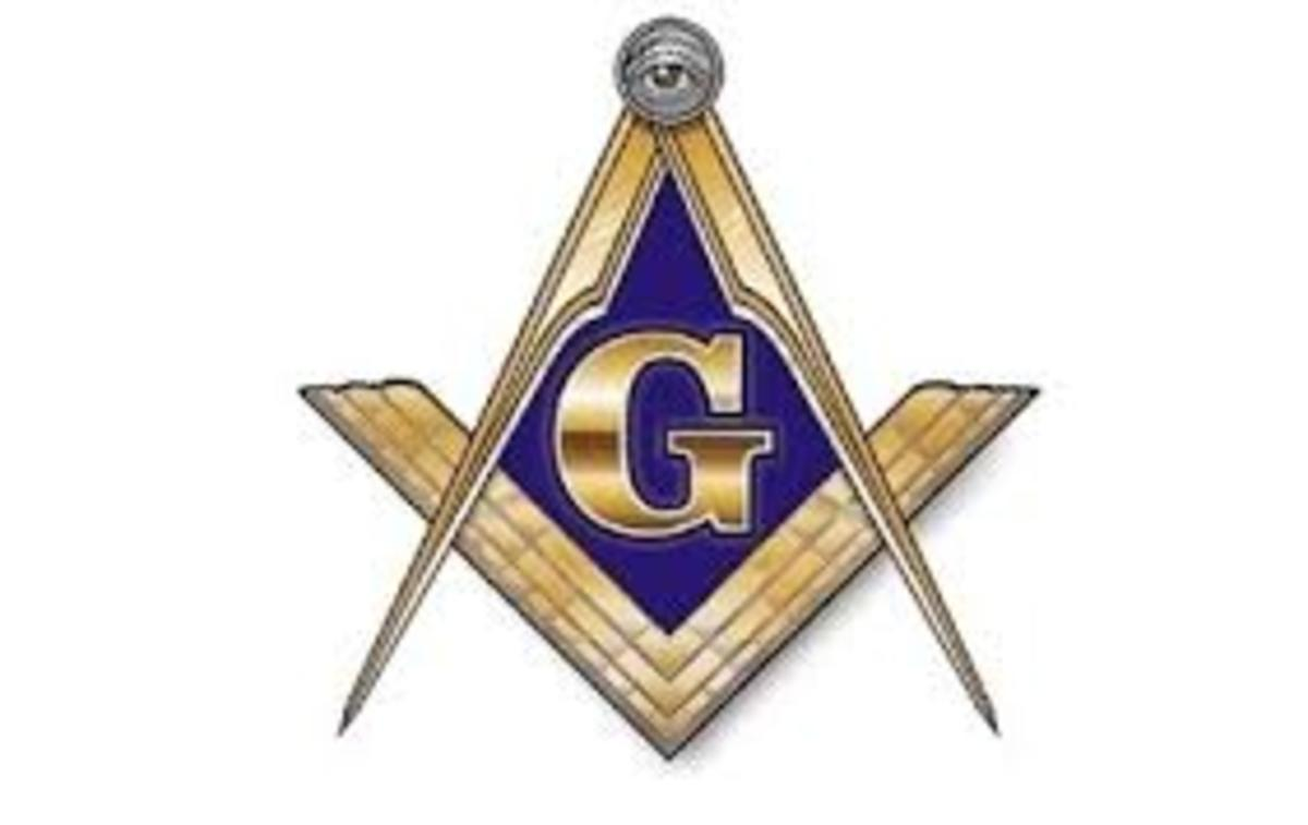 The Symbol of Freemasonry, the Masonic Order.