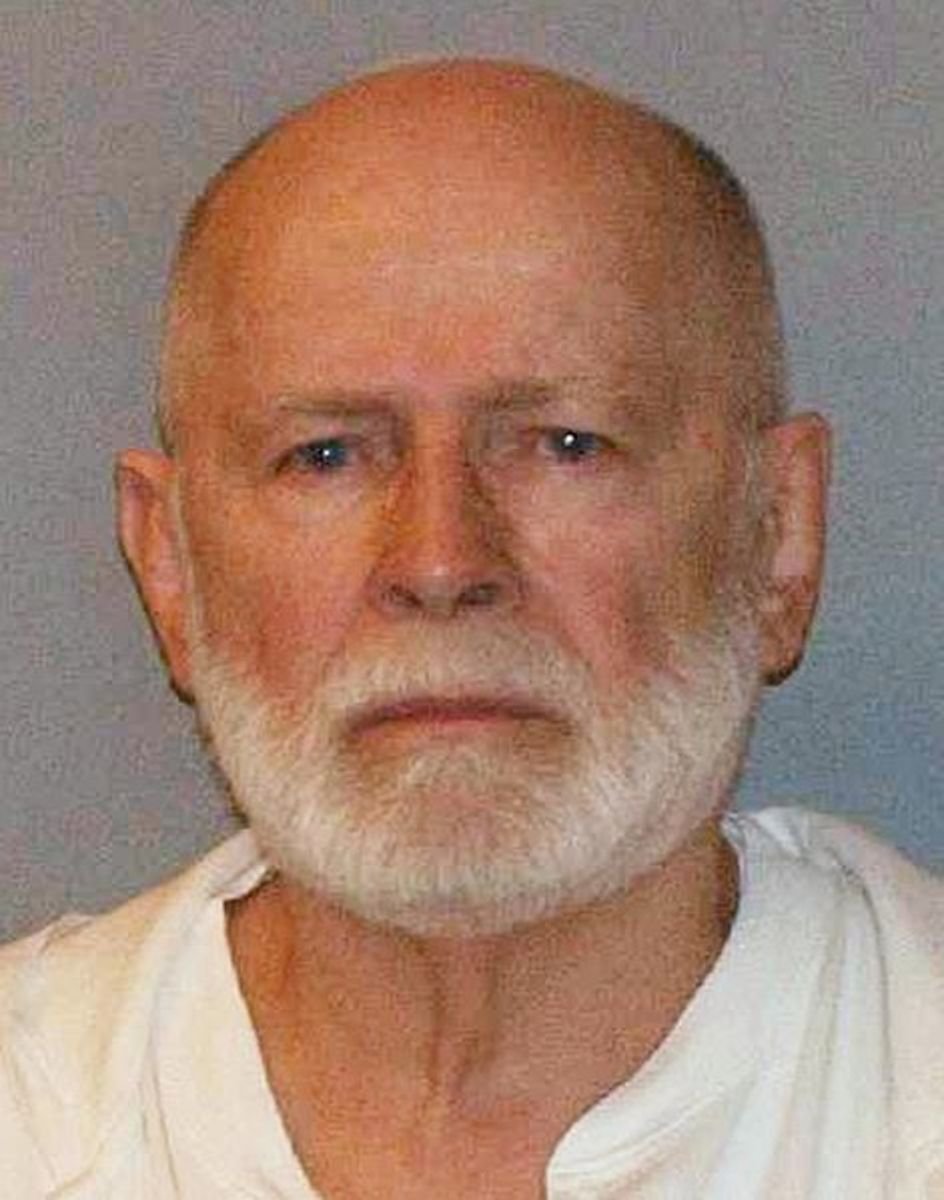 Whitey Bulger later in life.