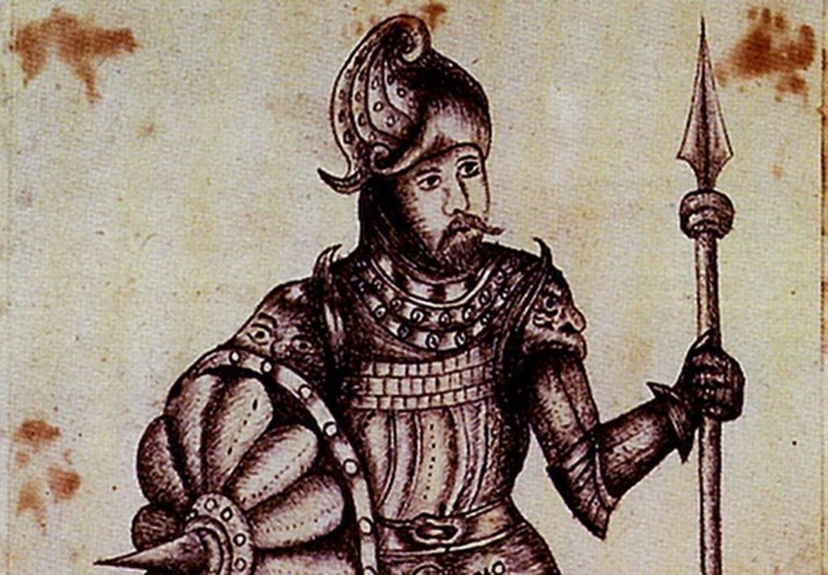 Eric the Red in a 17th Century Manuscript