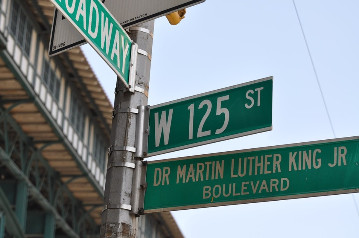Malcolm X lived in Harlem, in New York City, from 1943-1945. There, he lived a life of crime.