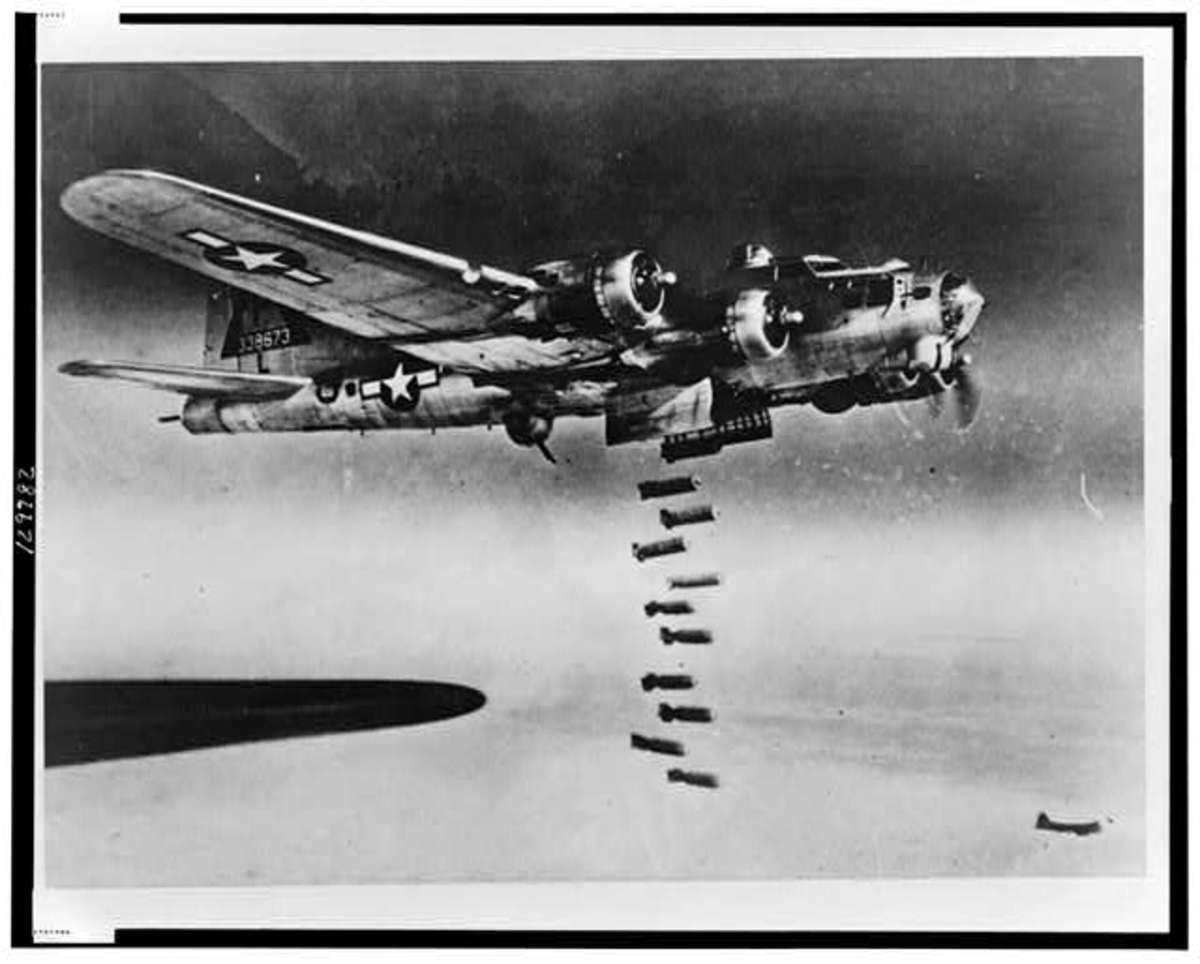 American bomber.