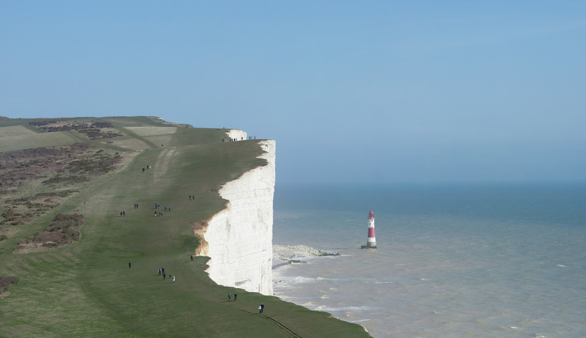 Beachy Head, Sussex; our Ancient Land