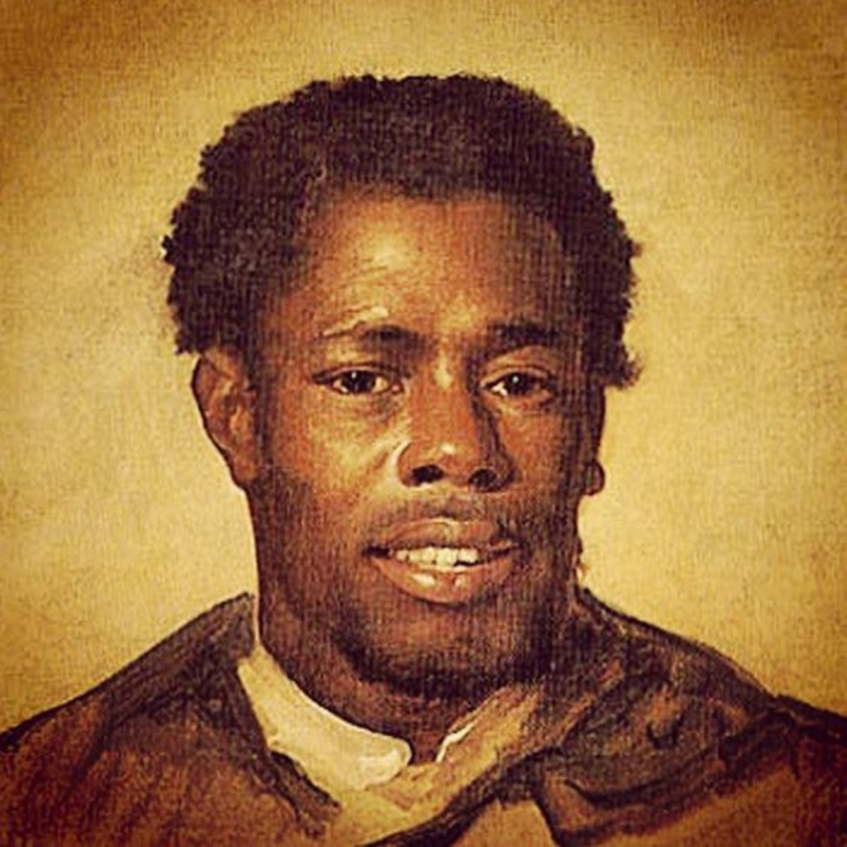 Depiction of Nat Turner