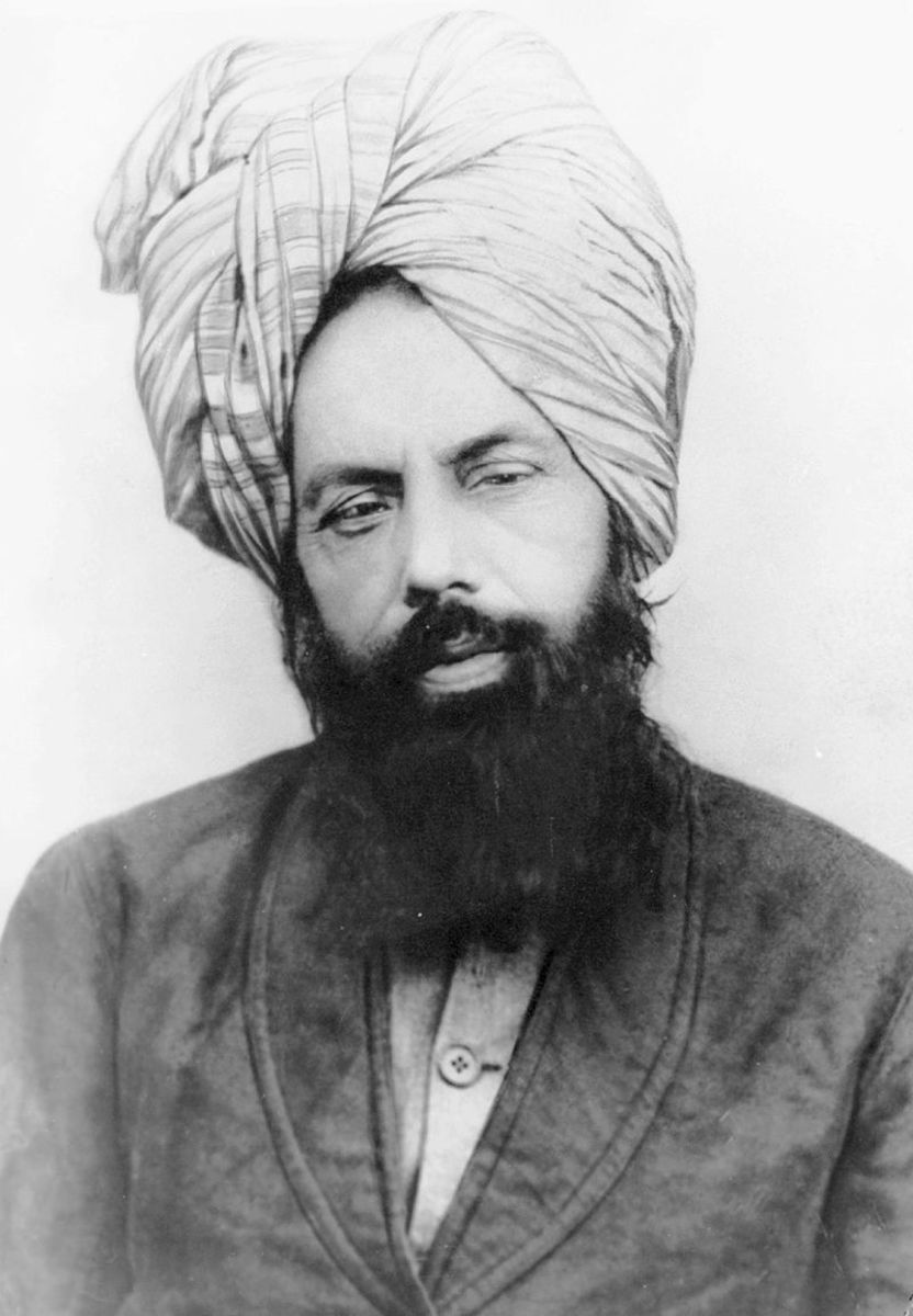 From India Murza Ghulam Ahmad (1835-1908) claimed to be both the messiah and the mahdi, redeemer of Islam.