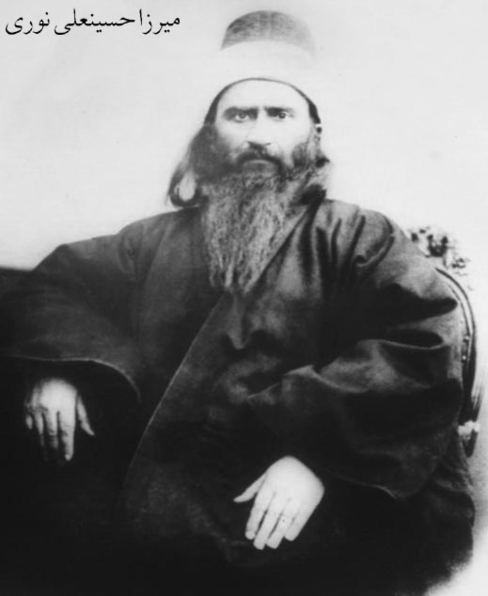 Baha'u'llah (1817-1892) founded the Bahai faith and claimed to be the promised one of Islam, Christianity, and many other religions.