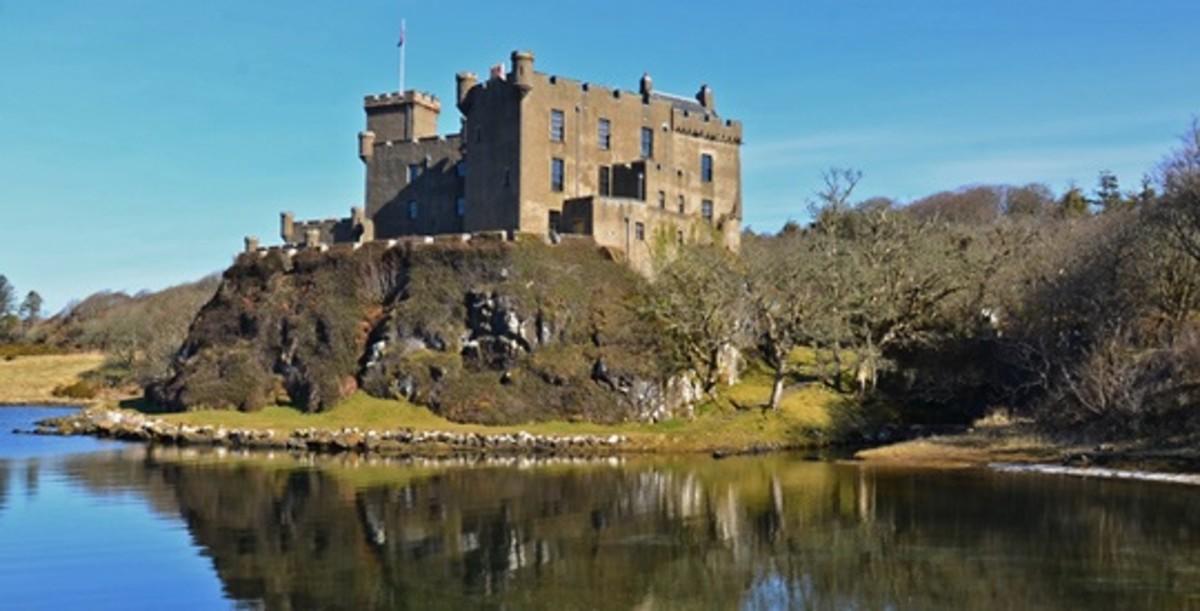 Dunvegan Castle (John Allan)