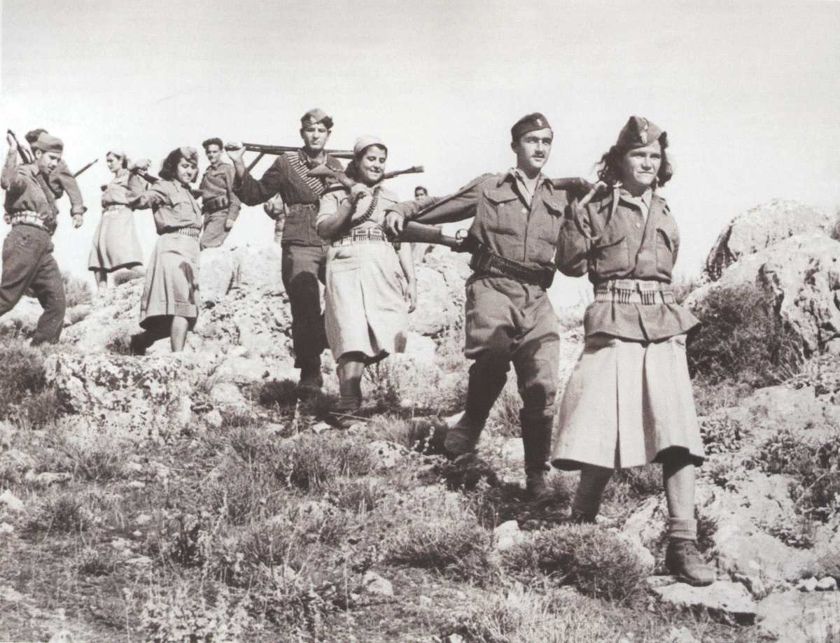 Like many other European countries, Greece was faced between a post-war conflict between a conservative post-war government and an internal resistance with many communists. This spiraled into open war.