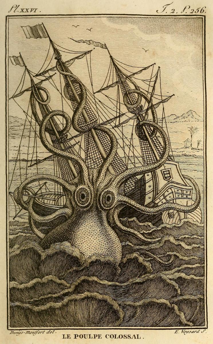 The Kraken Attacks