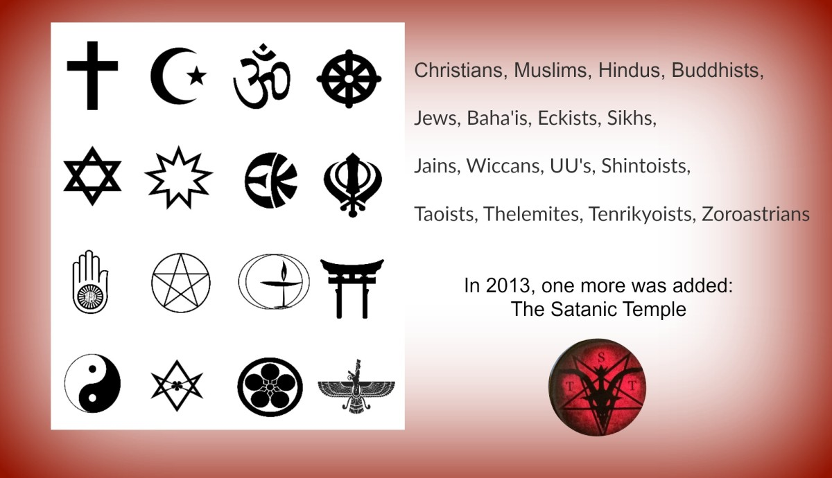 A new religion was added to the various  religions of the world: The Satanic Temple