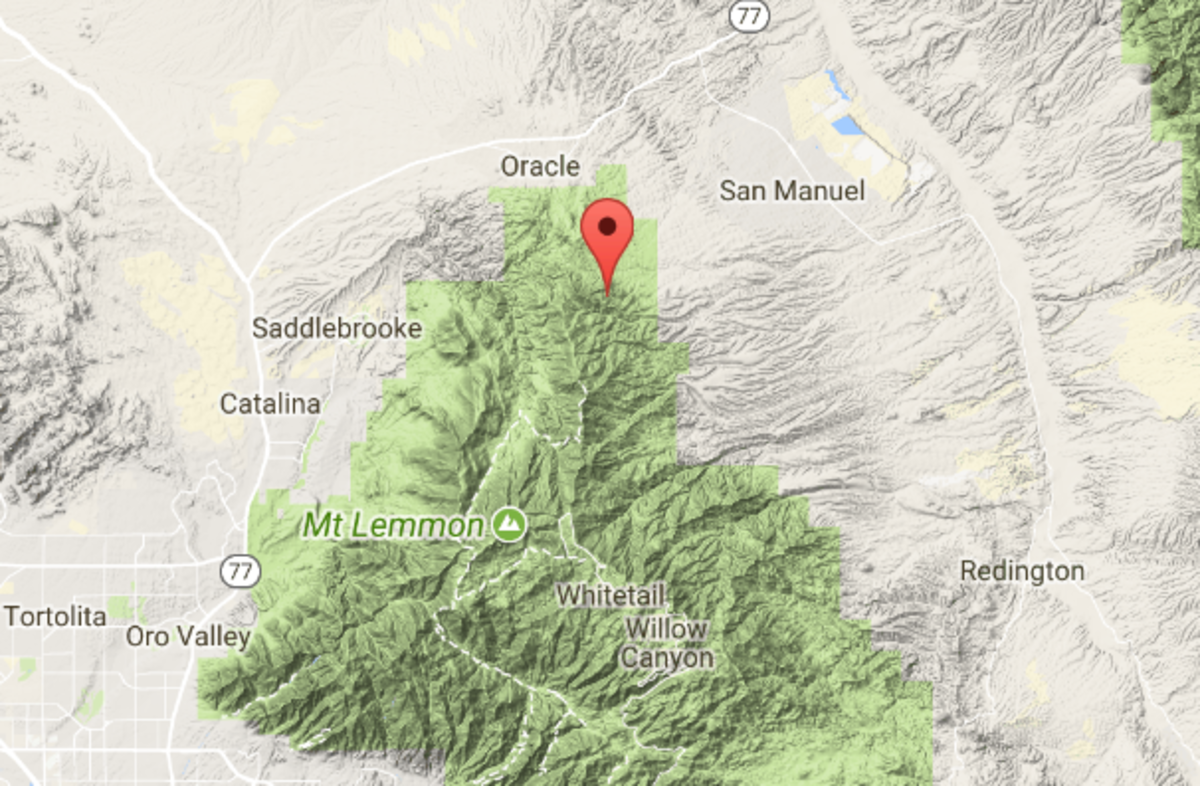 Campo Bonito Mining District