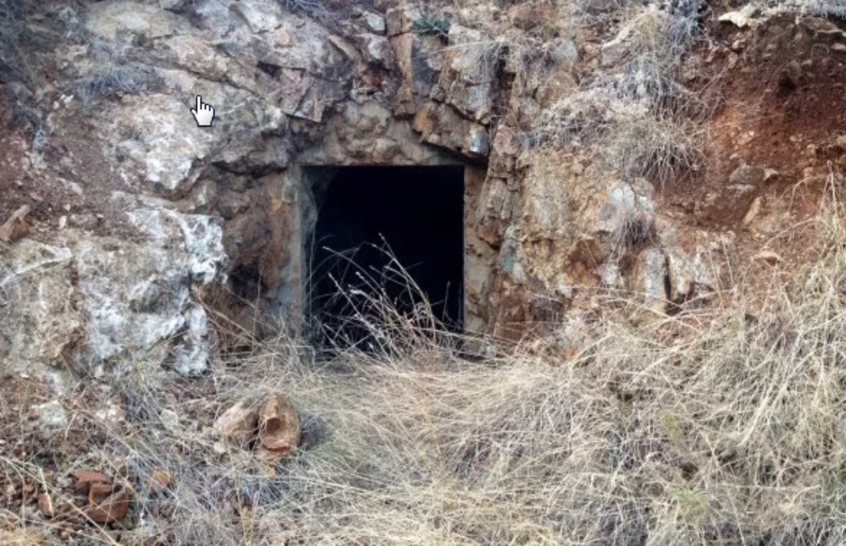 The Old Maudina Mine