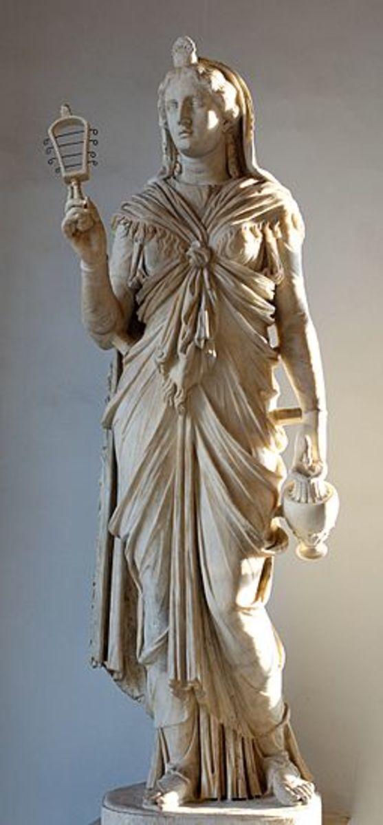 The Roman Isis - Musei Capitolini