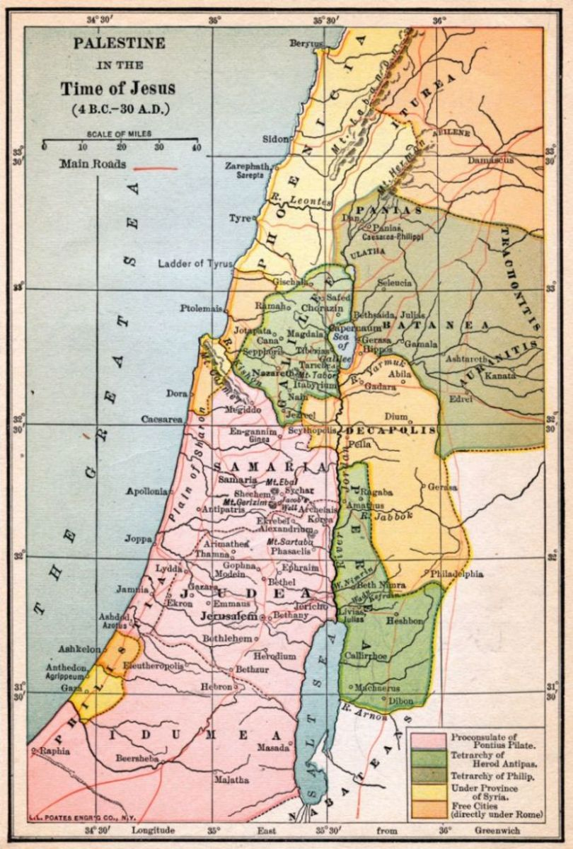Palestine during the early Roman Empire