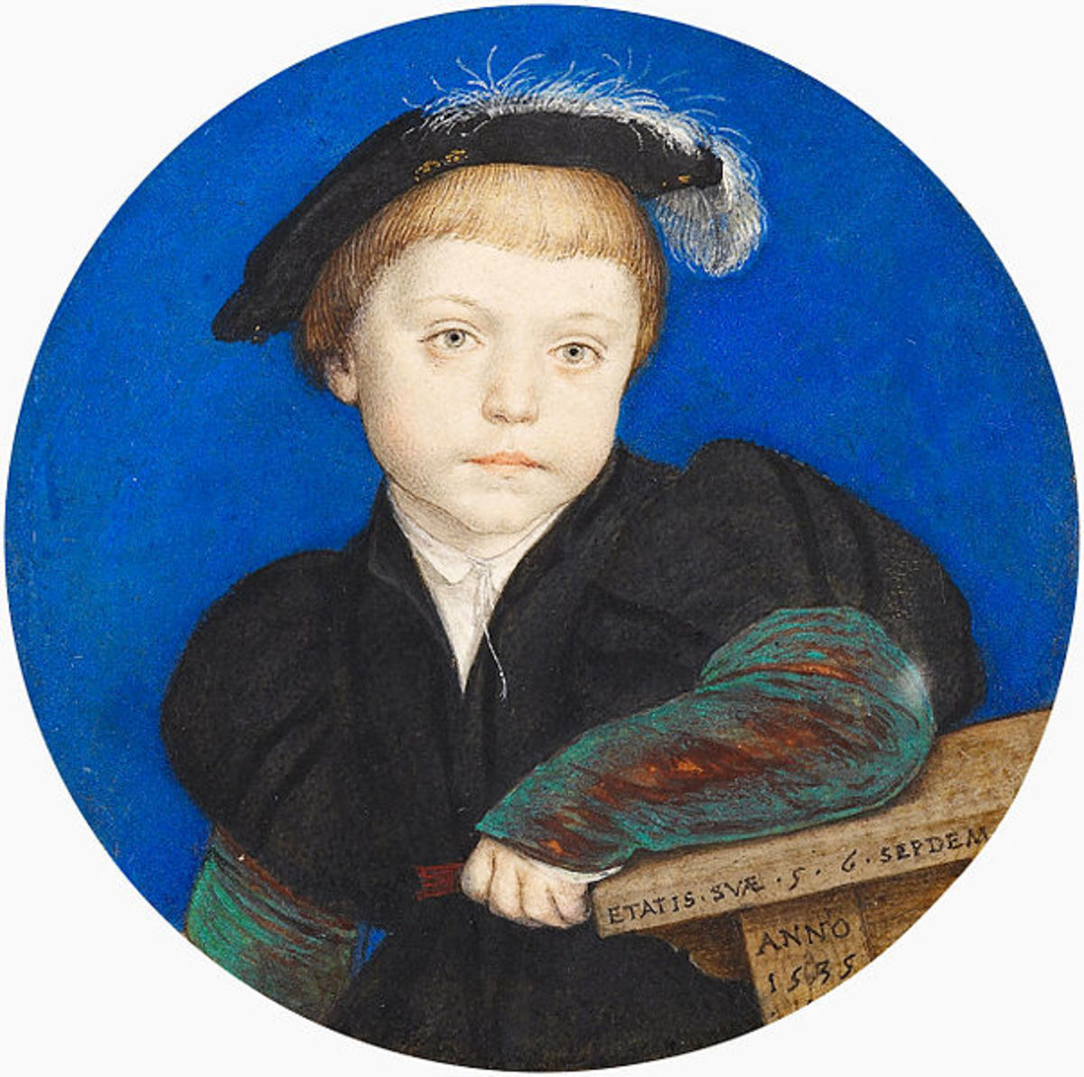 Henry Brandon, the 2nd Duke of Suffolk died of sweating sickness in 1551 at the age of 15.