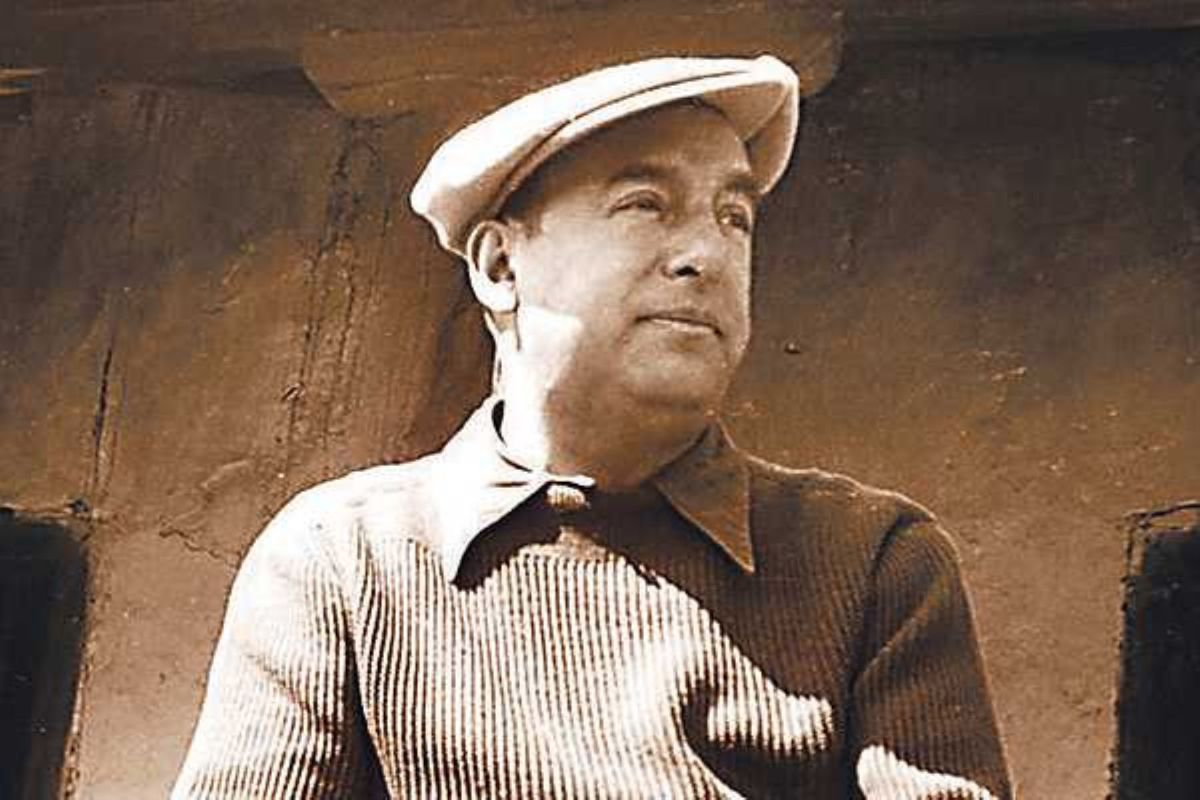 5 Most Famous Poems by Pablo Neruda