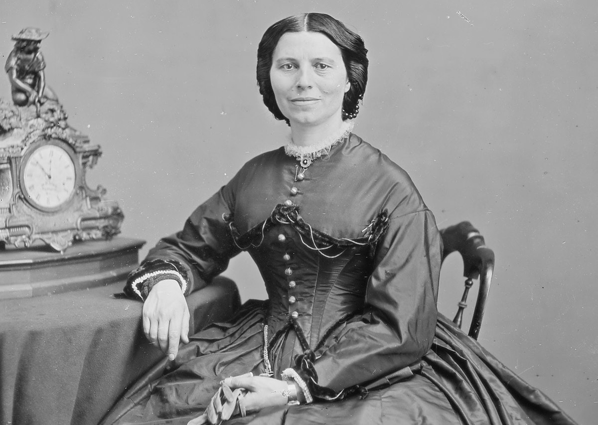Clara Barton- Founder of The American Red Cross
