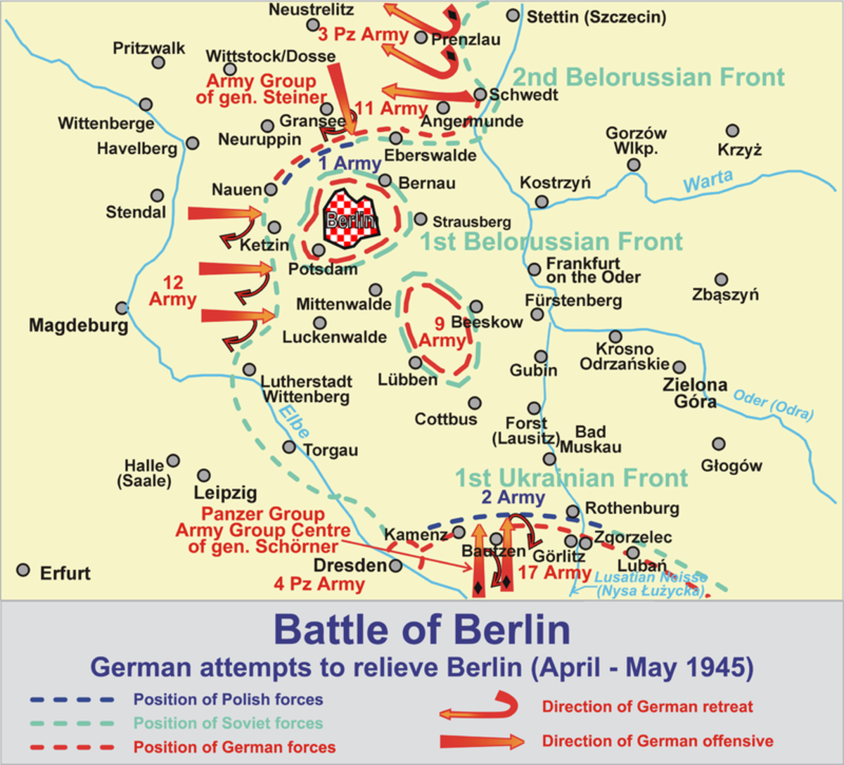 The Siege of Berlin