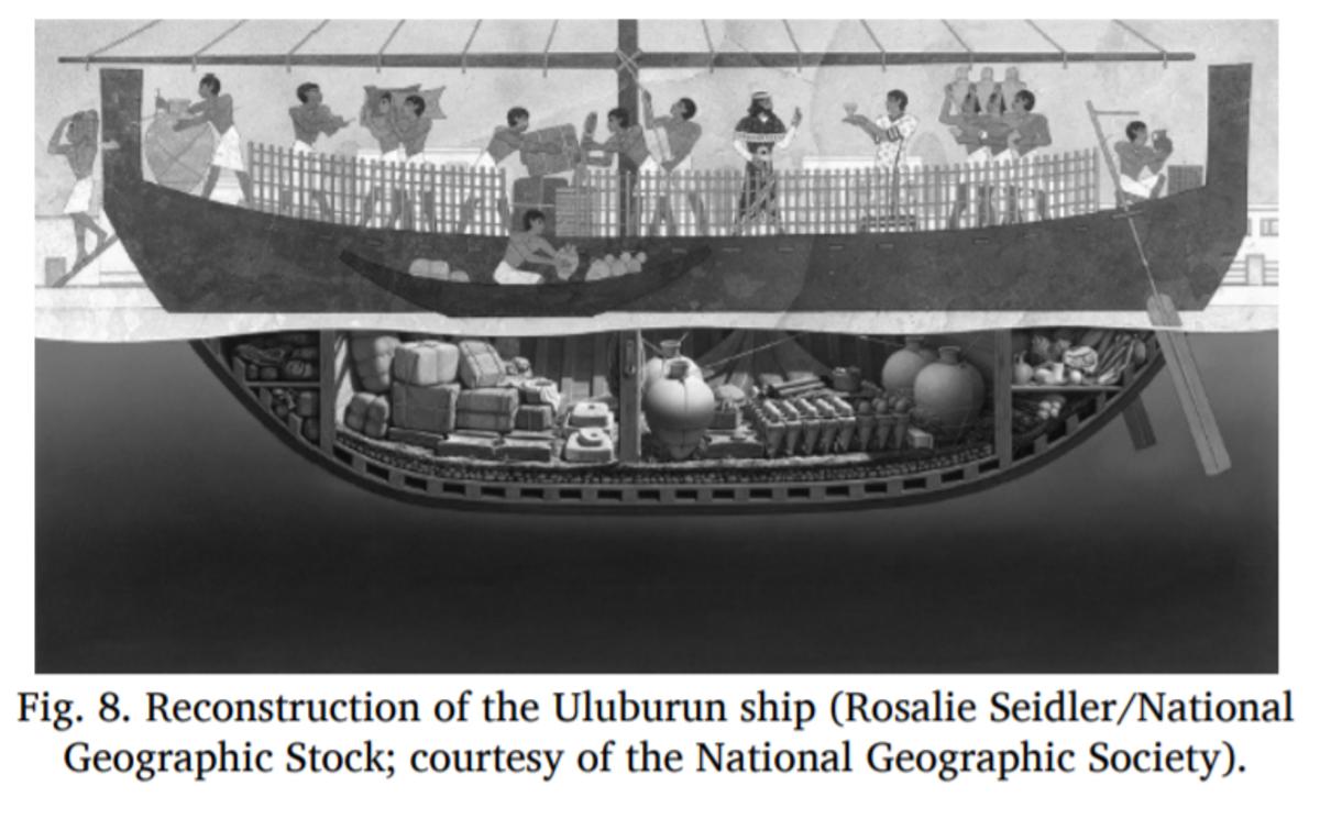 I did like the ship illustration.