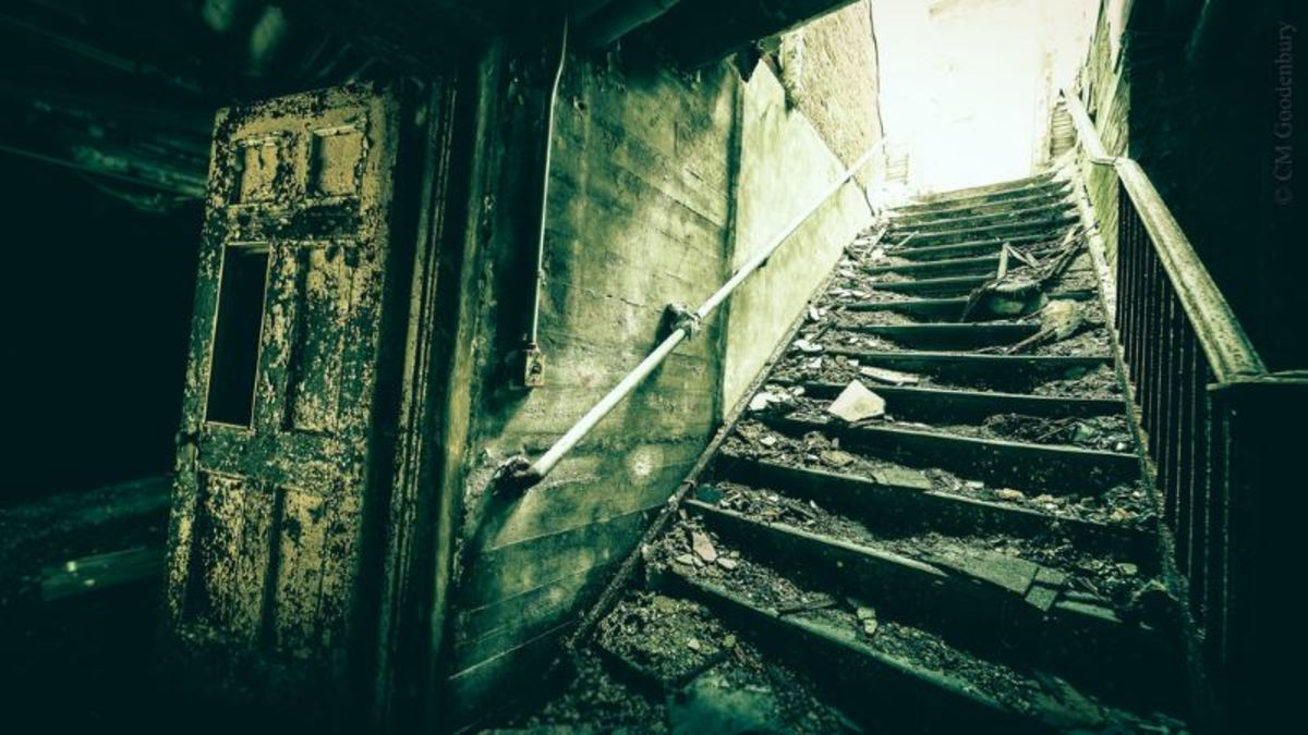 Letchworth Village Abandoned Insane Asylums