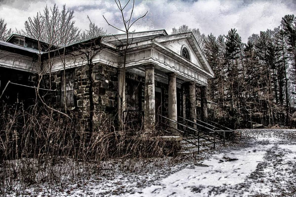Letchworth Village Abandoned Insane Asylums