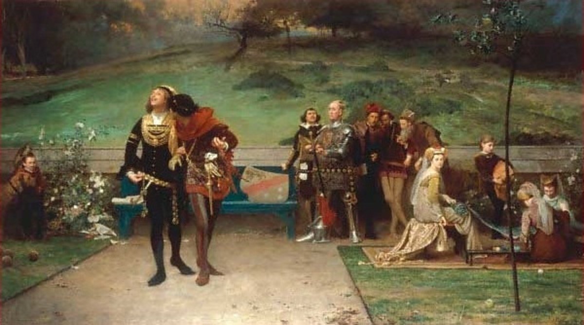 Edward II And His Favourite Gavestone: A Relationship that Ruined Edward's Chances of Royalty