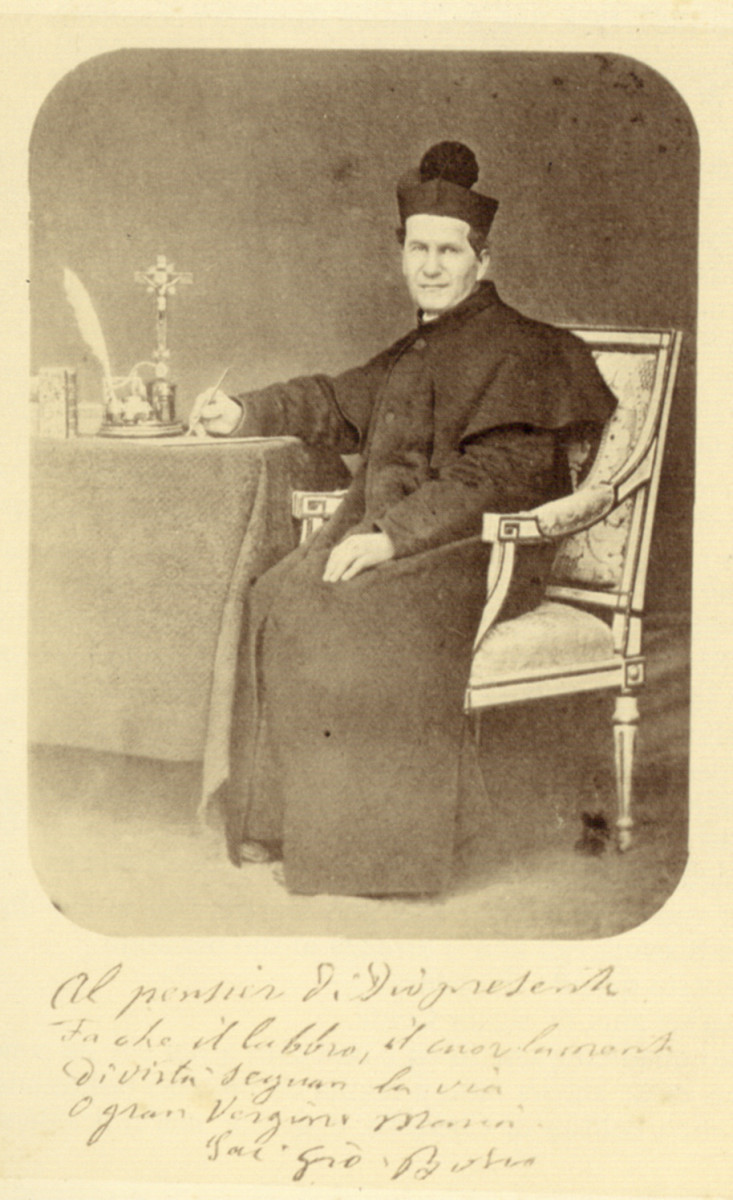 Through his writings, particularly pamphlets, Don Bosco sought to counteract attacks leveled against the Catholic Church. This caused him to be a marked man and his life was constantly threatened.