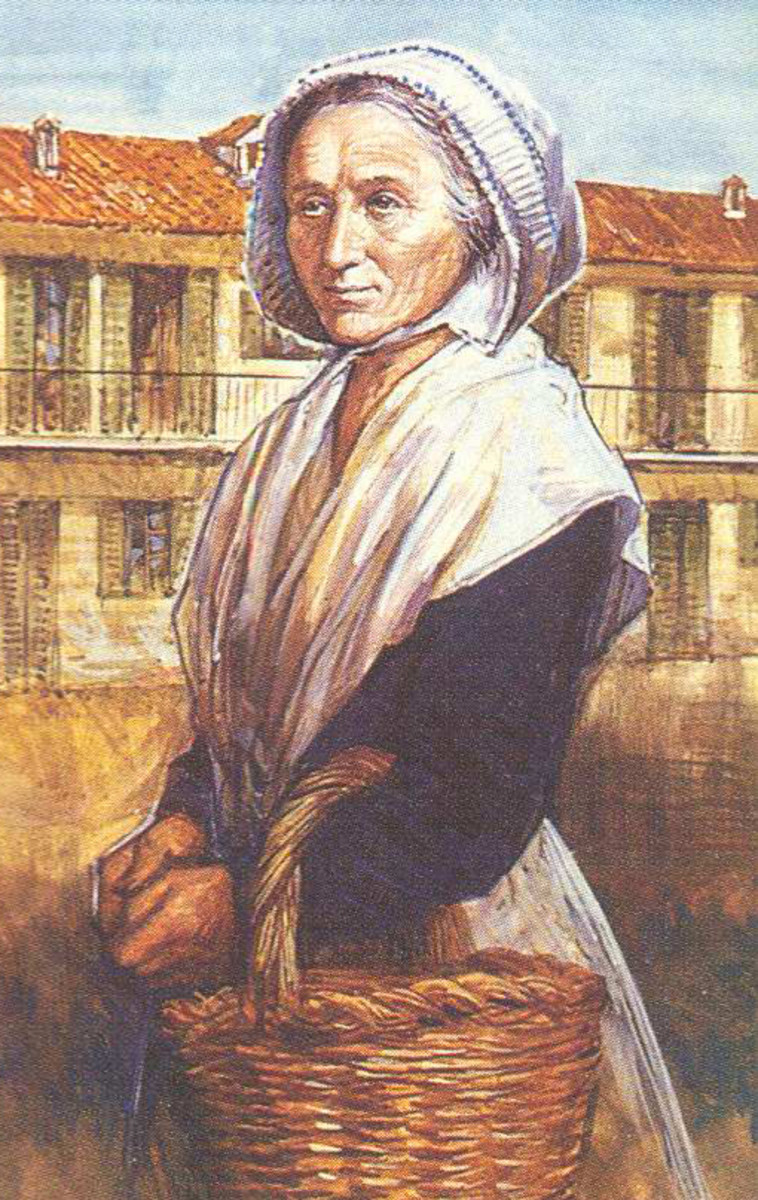 Margaret Bosco (1788-1856).