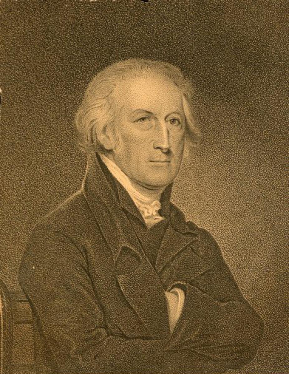 Portrait of George Clymer (1739–1813).