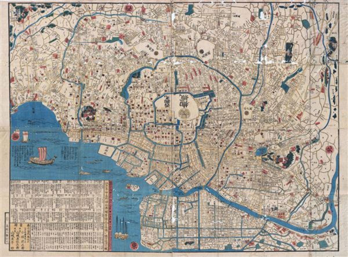 Tokugawa Edo, where