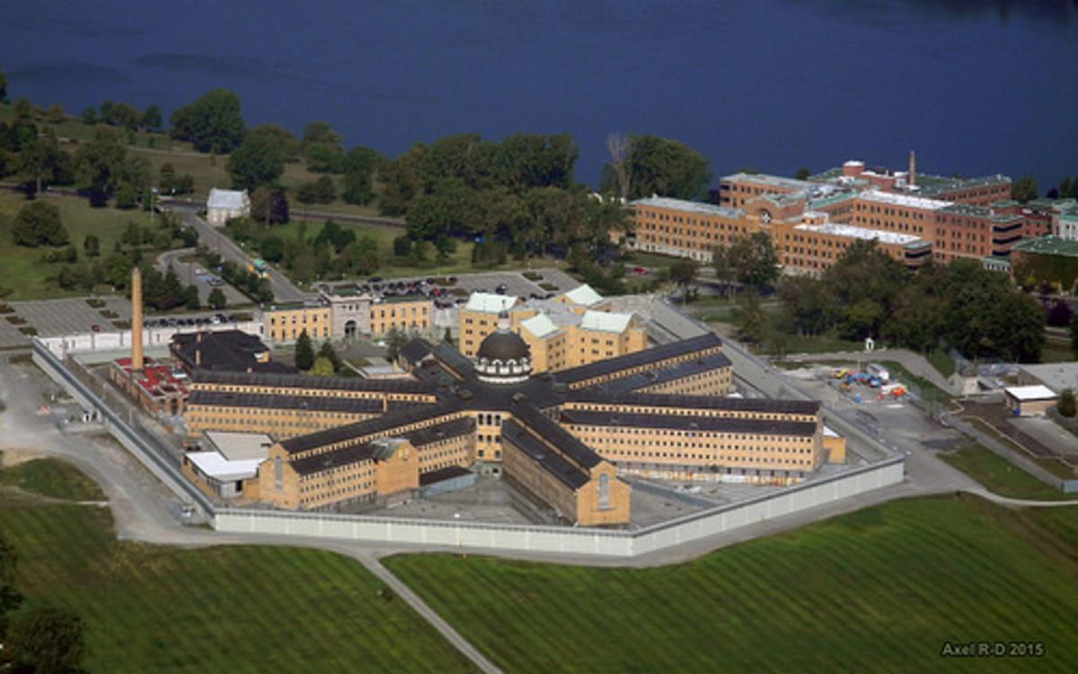 Bordeaux Prison.