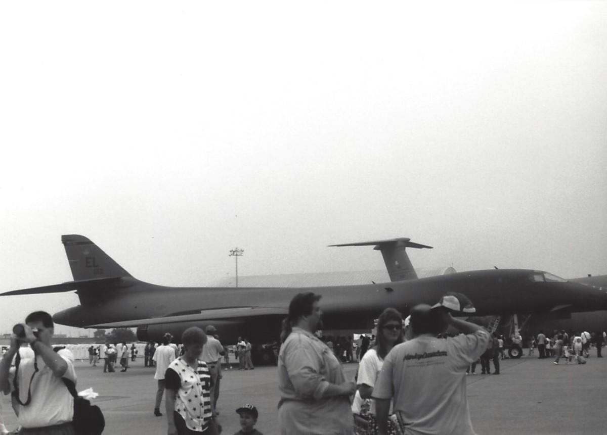 B-1B Deliverance.