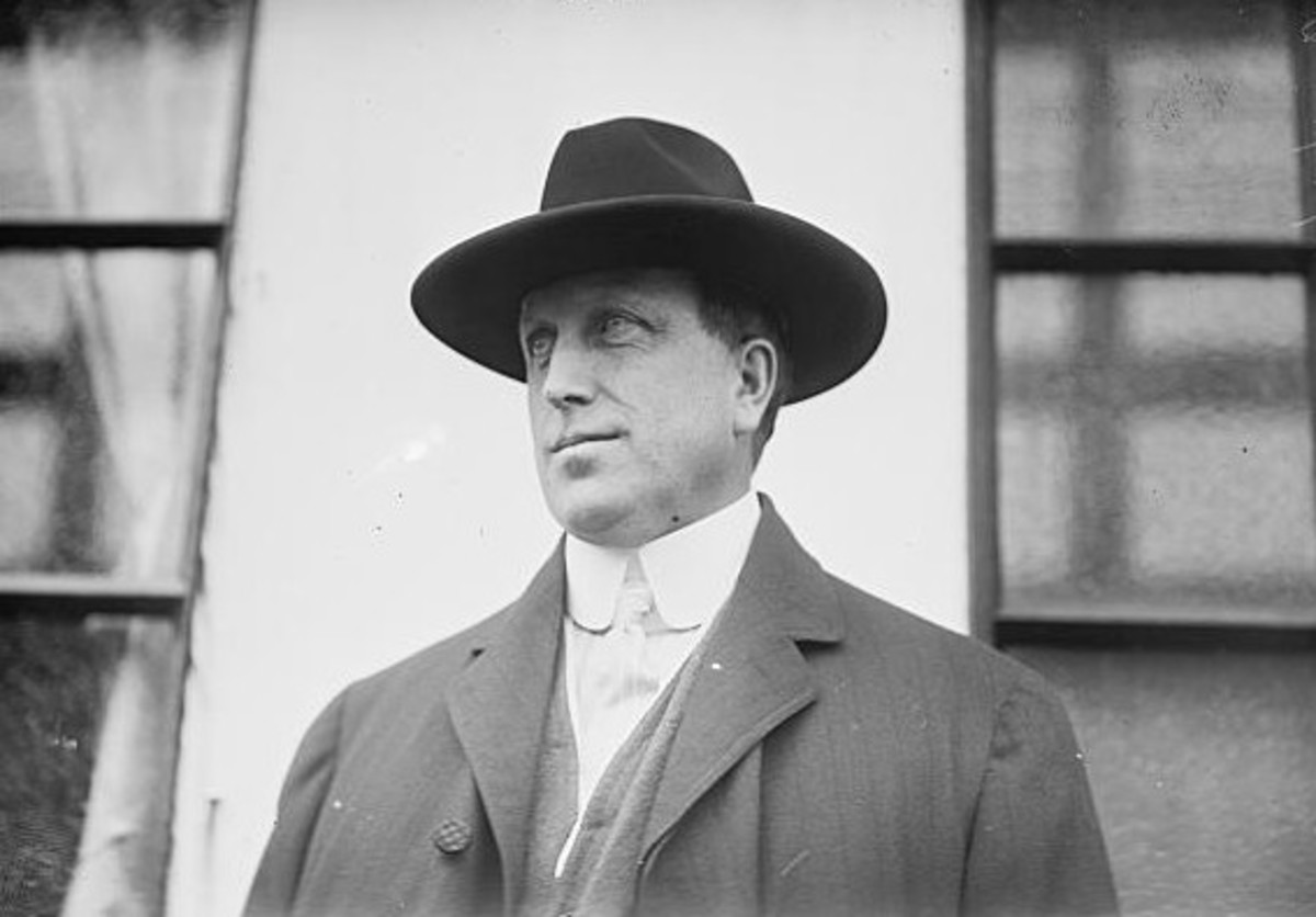 William Randolph Hearst.