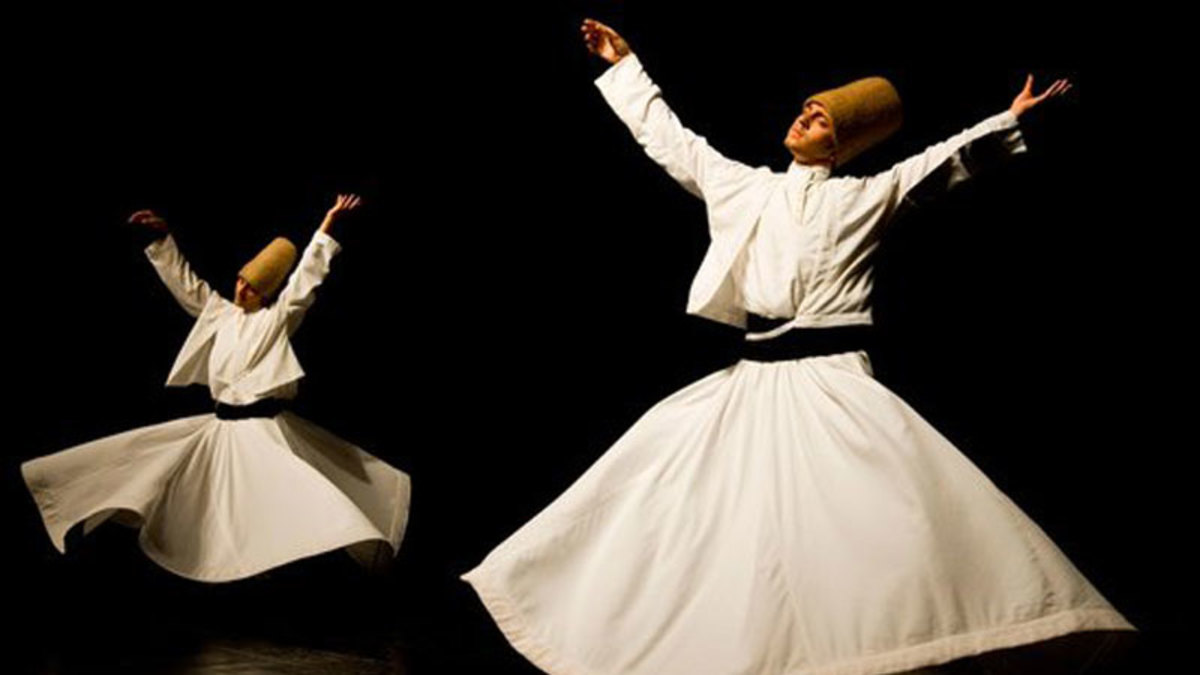 The Sufi of Islam.