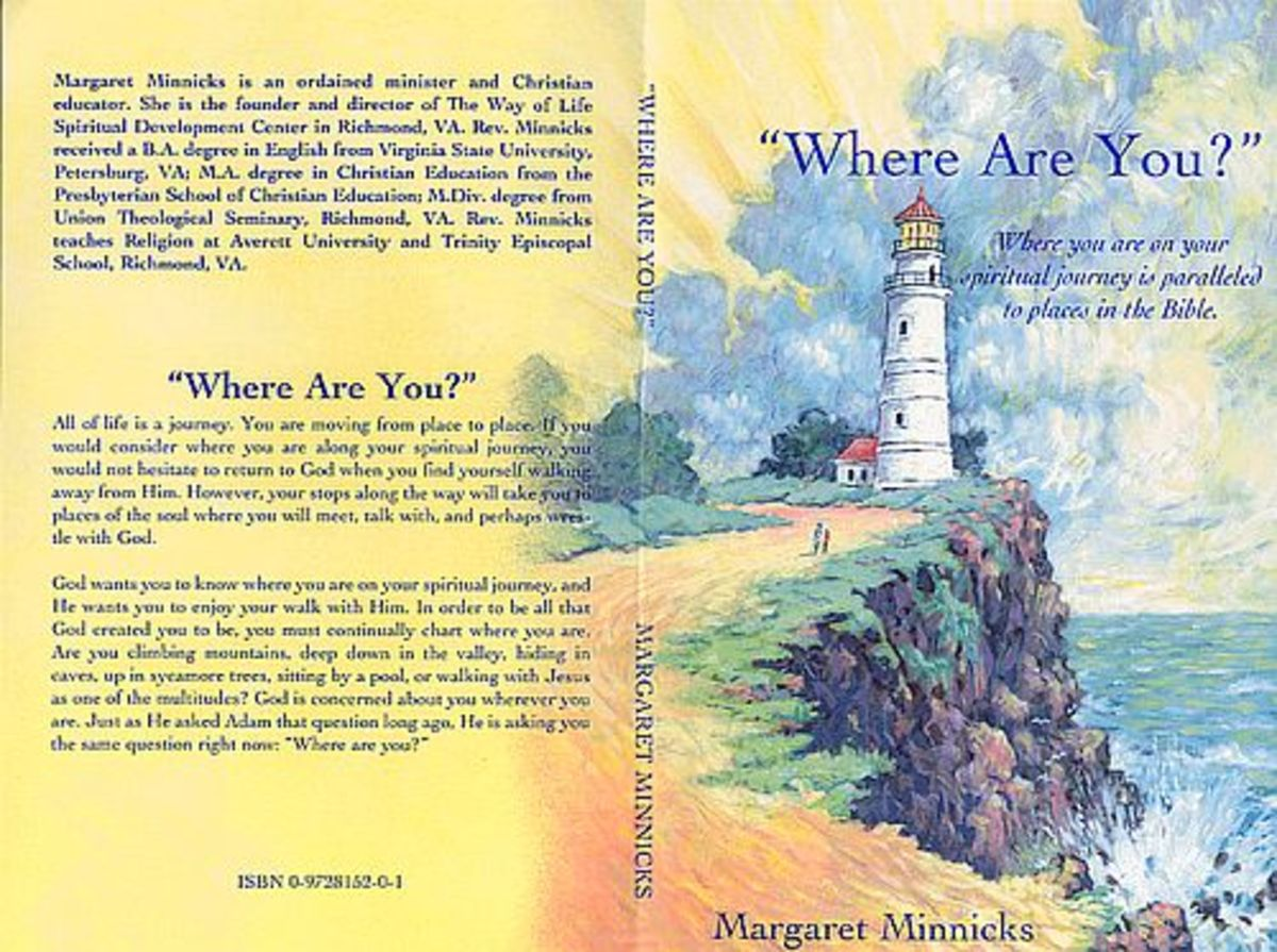 This is a book by Rev. Margaret Minnicks.
