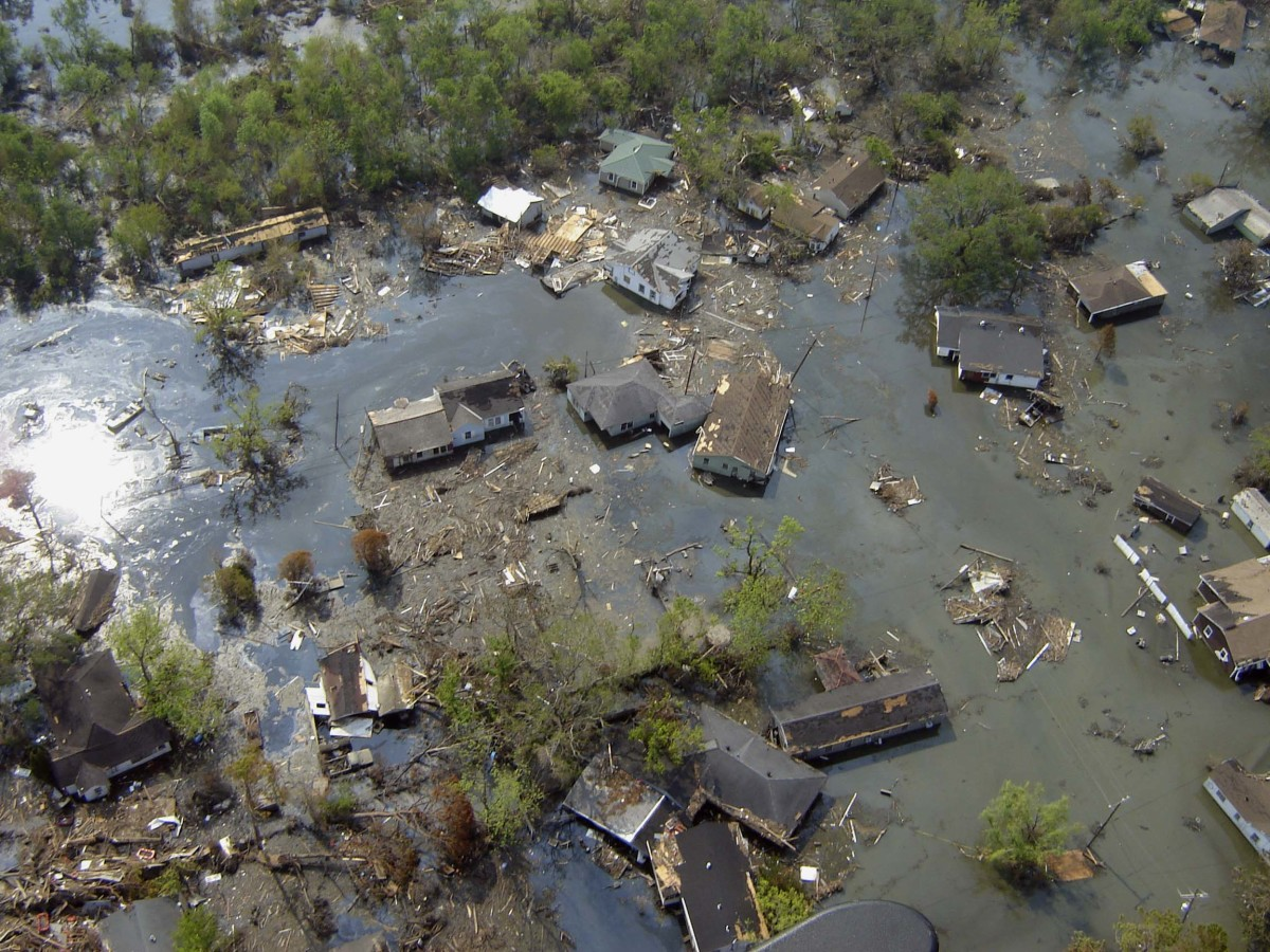 Effects of Hurricane Katrina 2005