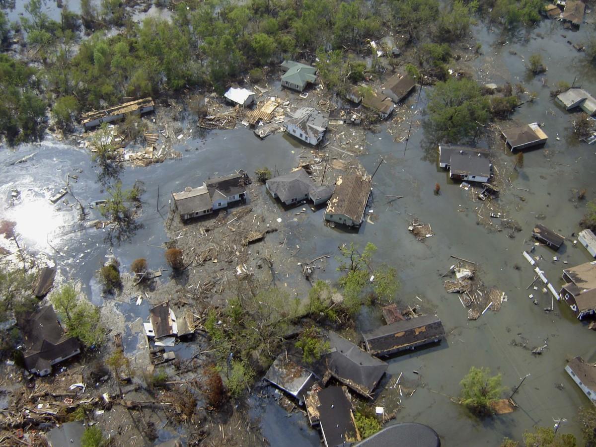 Effects of Hurricane Katrina 2005