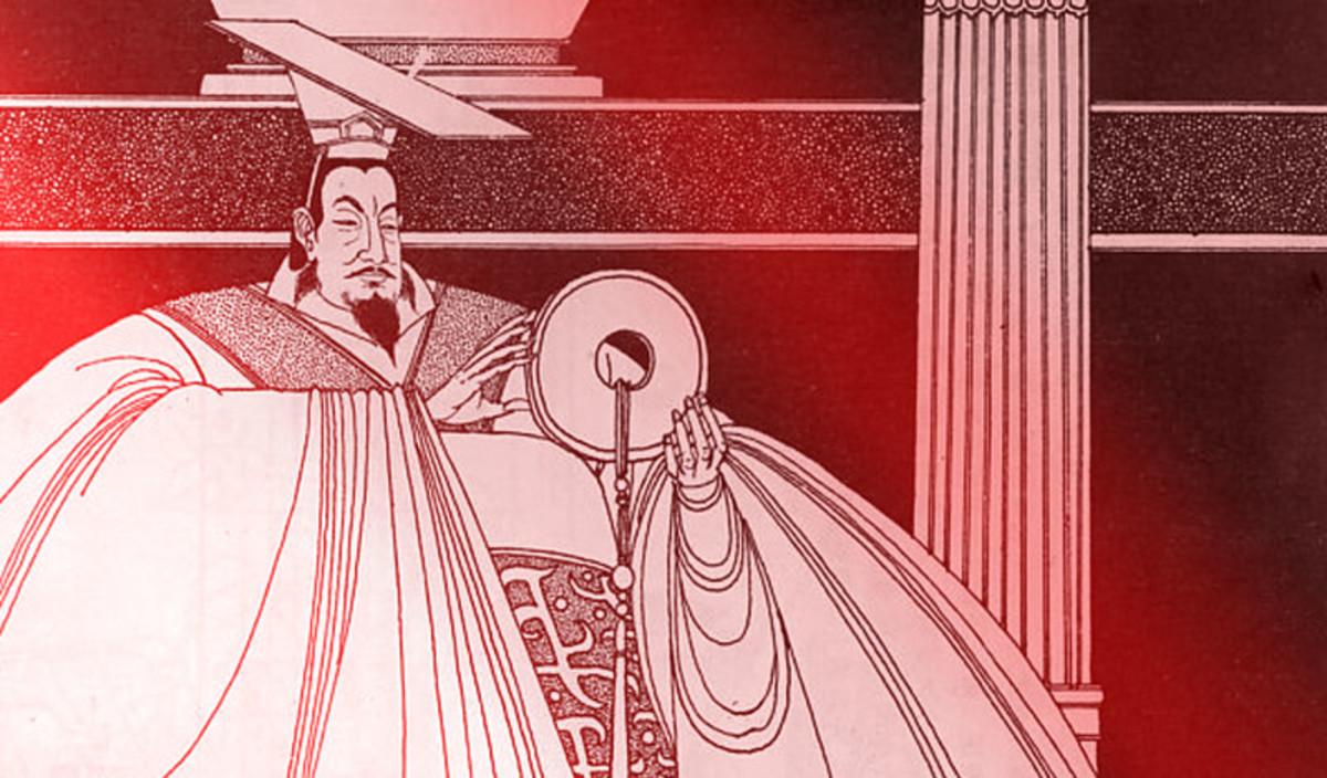 Zhou You Wang. A foolish ruler with horrifically wrong priorities.