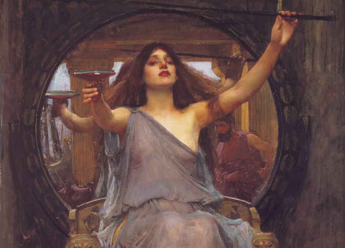 witches-in-history-and-legend-circe-the-mistress-of-natural-magic-and-metamorphosis