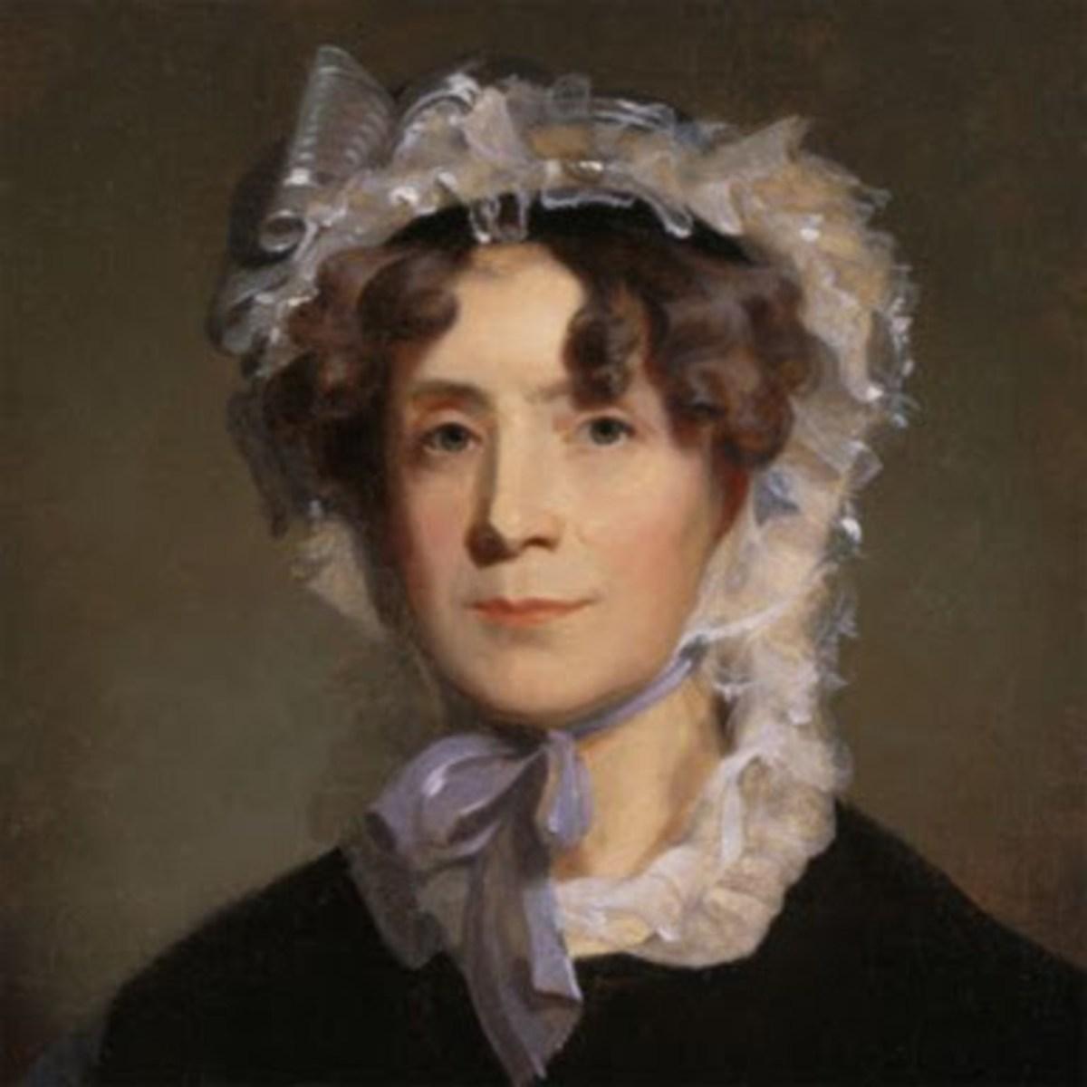 Martha Jefferson.
