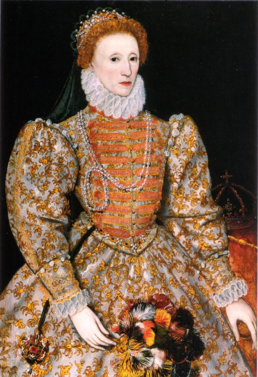 Elizabeth: A Backbone of Steel and a Temper to Match