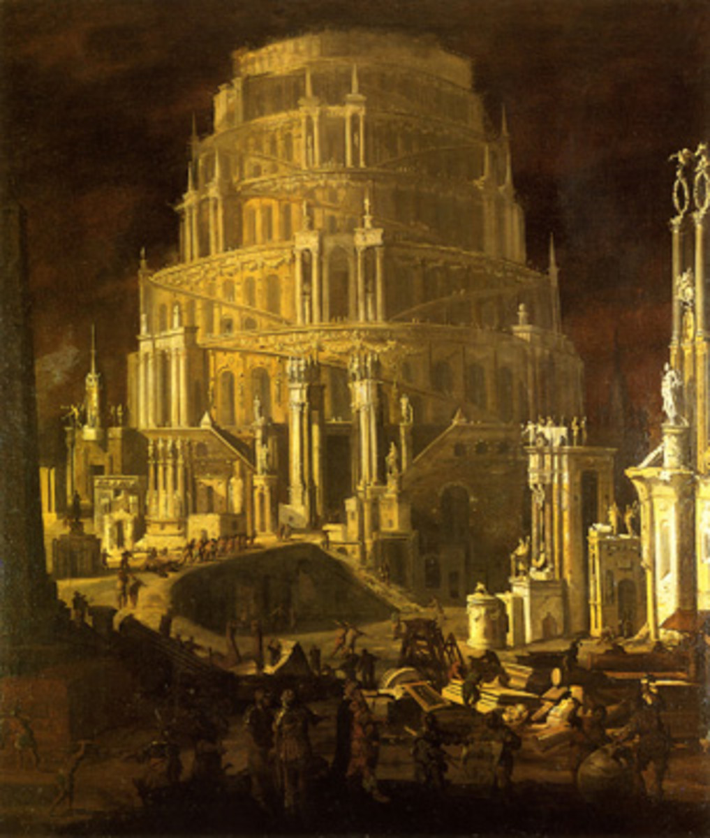 The tower of babel is an oft cited comparison for European language policy