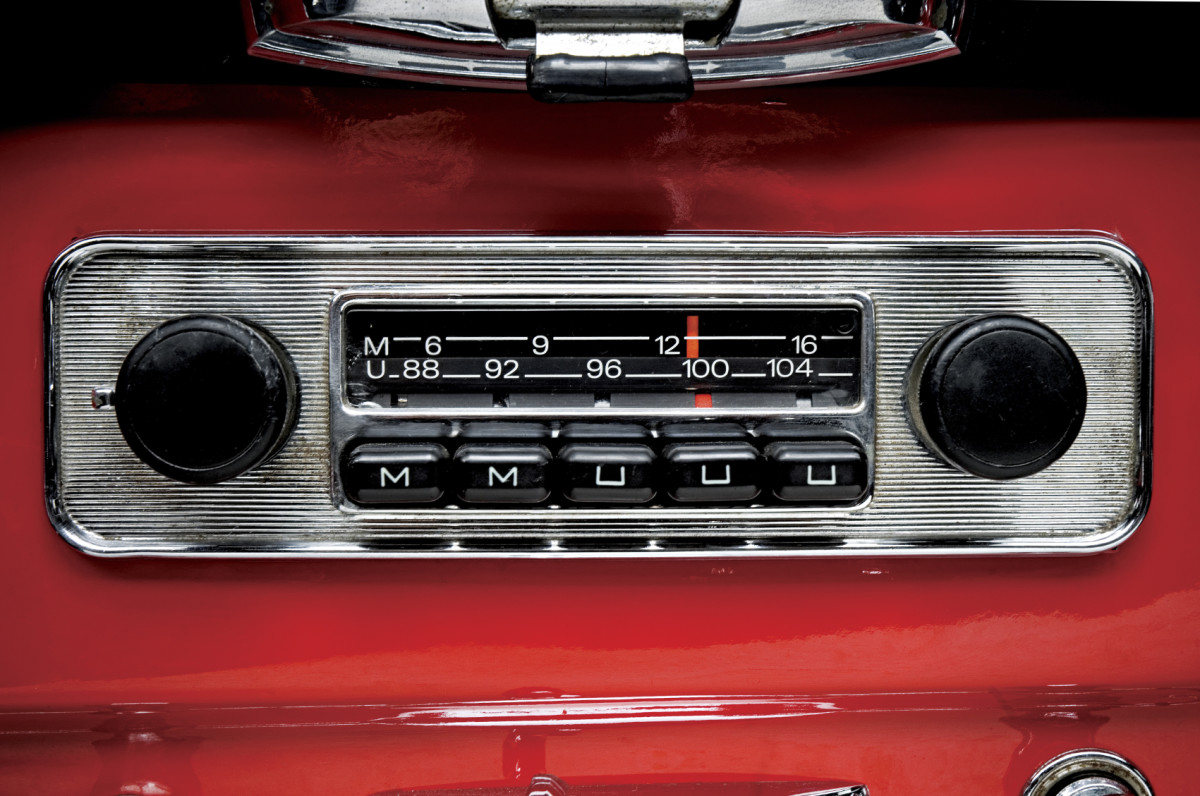 Early Car Radio