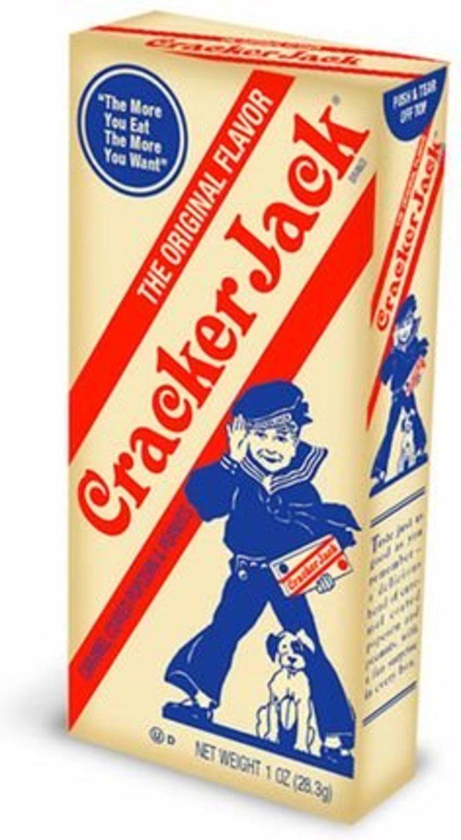 Cracker Jack Yesterday