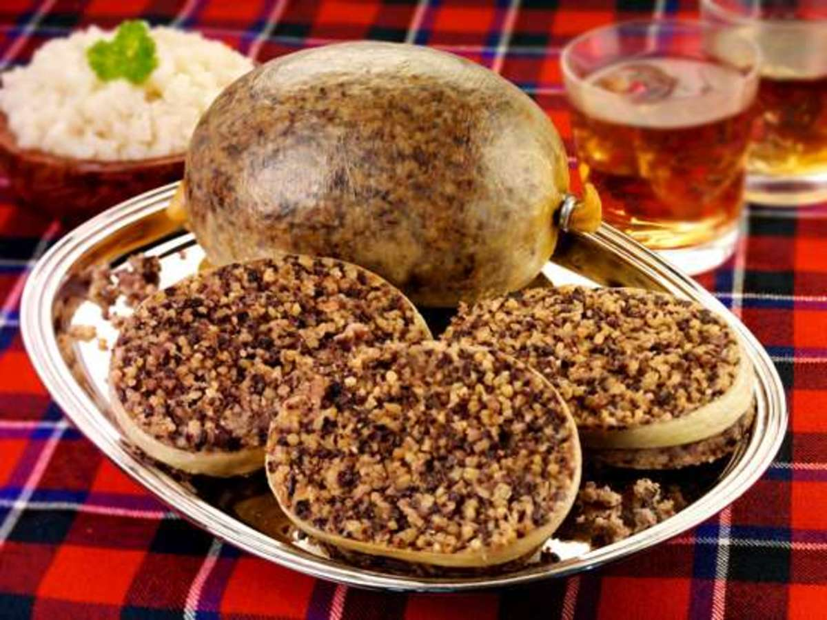 Haggis and Whisky